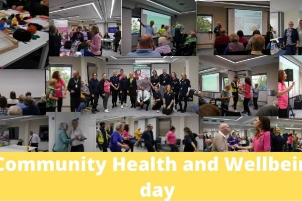 Community, health and wellbeing day