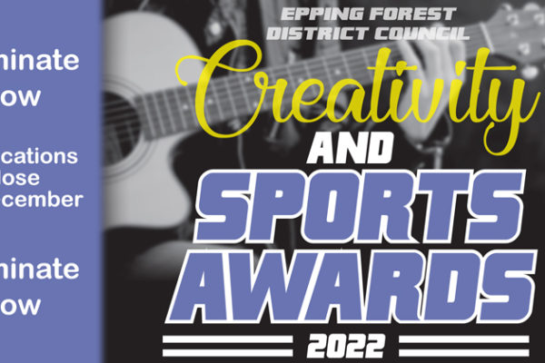 Creativity and sports awards
