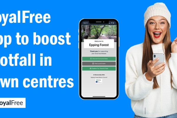 LoyalFree app to boost footfall in town centres
