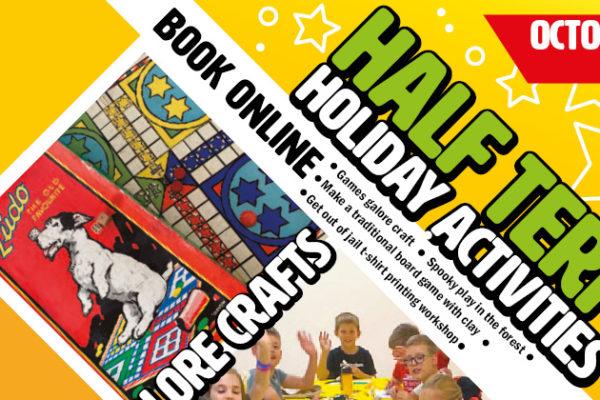 Half term holiday activities